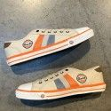 Sneakers vintage Gulf Grandprix Originals