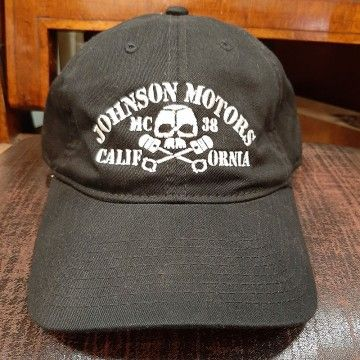 Casquette JMMC garage Johnson Motors