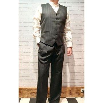 Gilet de costume homme années 40