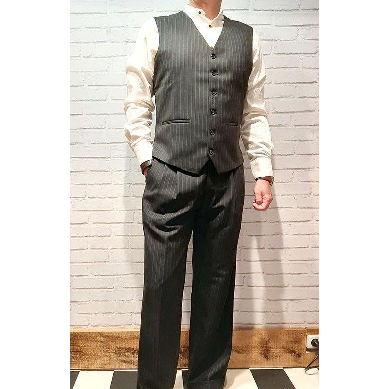 Pantalon de costume homme années 50