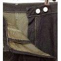 Pantalon pedal pusher black Freddies of Pinewood