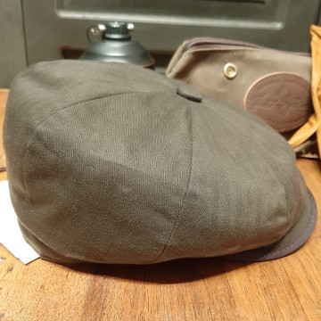Casquette large anglaise Stetson