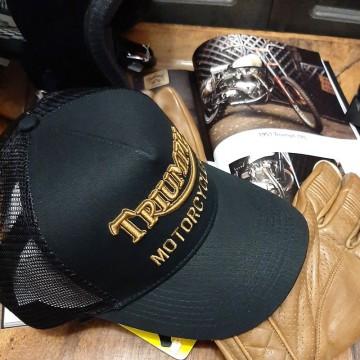 Casquette trucker Triumph