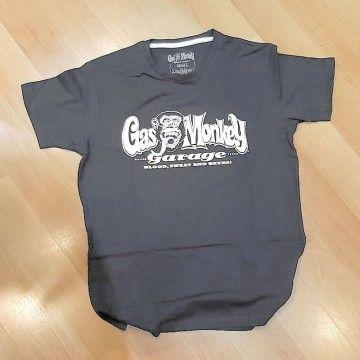 Tee-shirt logo Gas Monkey Garage