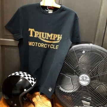 Tee-shirt maille Triumph