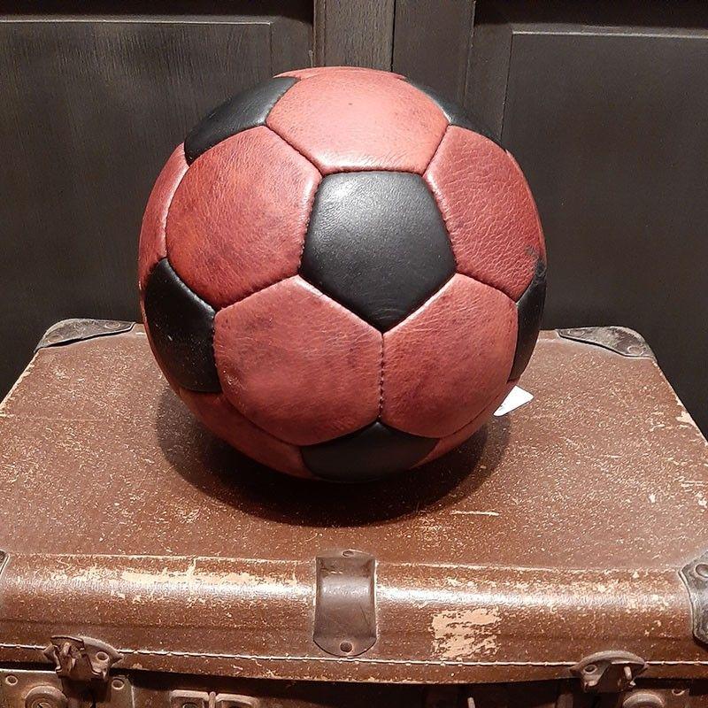 Ballon de foot Heritage en cuir