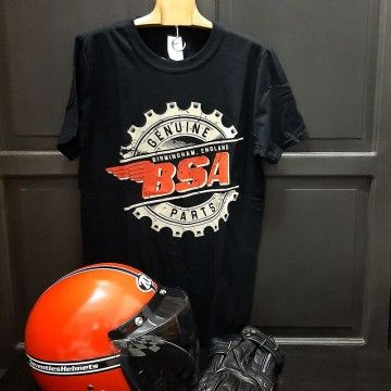 Tee-shirt BSA Genuine Parts