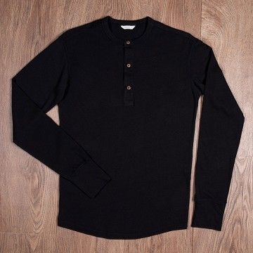 Henley 1927 ML faded black Pike Brothers