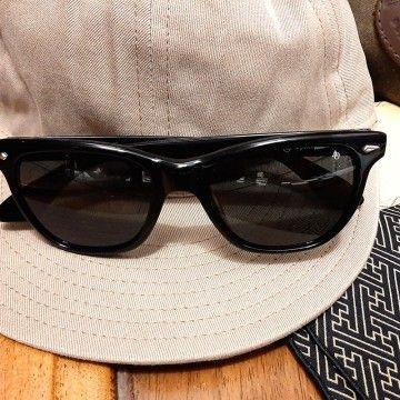 Lunettes Saratoga noir American Optical