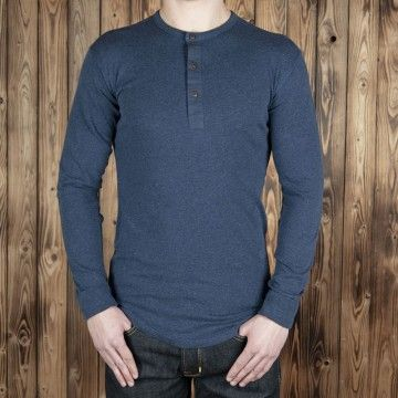 Henley 1927 ML indigo Pike Brothers
