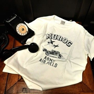 Tee-shirt Muroc In Memories
