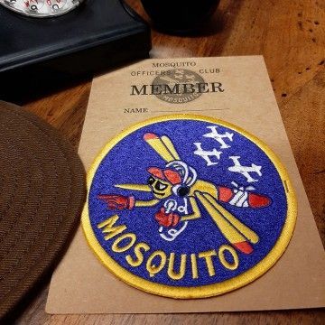 Patch Mosquito PM In memories