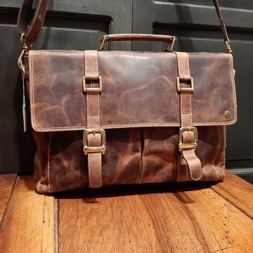 Sac messenger Goldtop