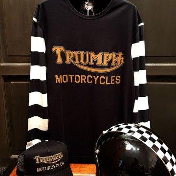 Tee-shirt Ignition coil Triumph