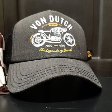 Casquette trucker Von Dutch