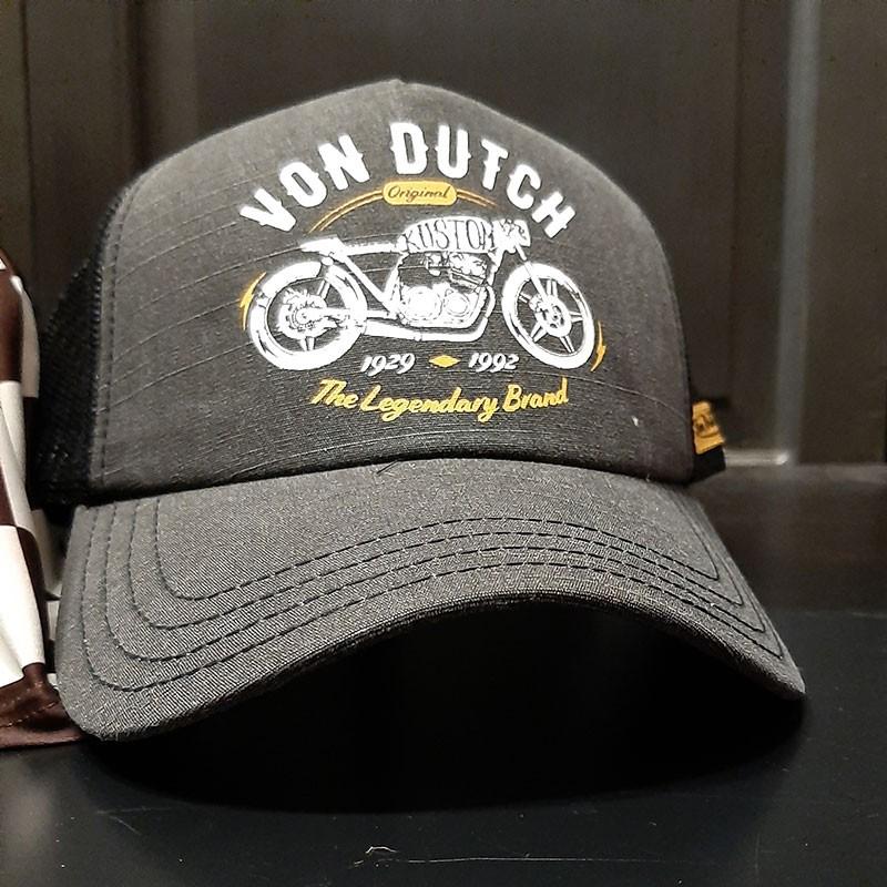 Casquette trucker Von Dutch