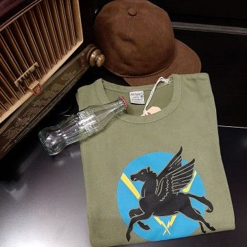 Tee-shirt Pegasus In Memories