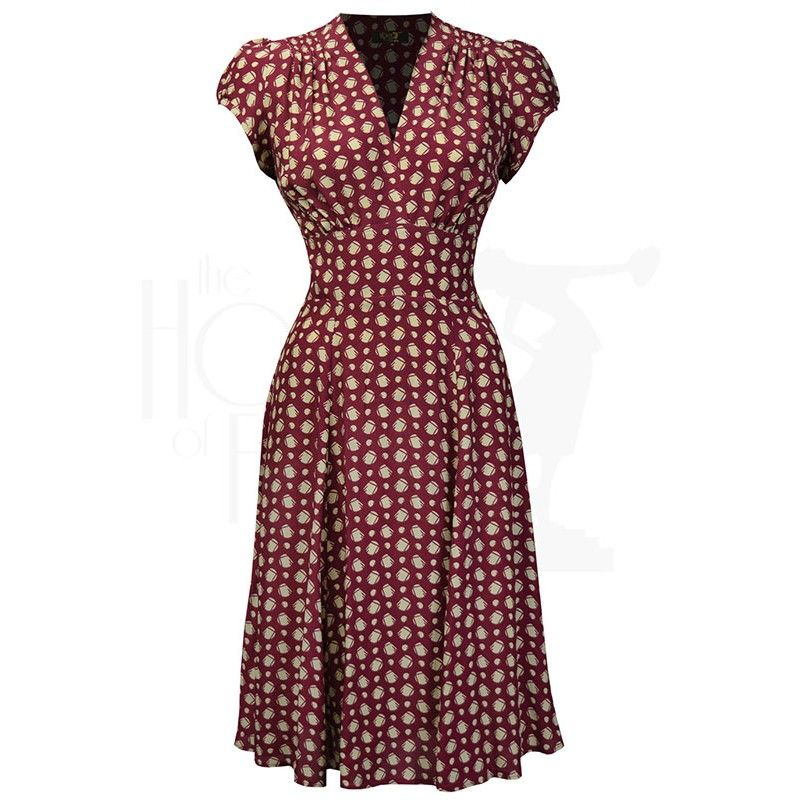 Robe Ava années 30