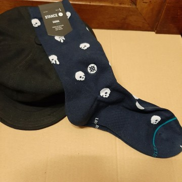 Chaussettes skully Stance