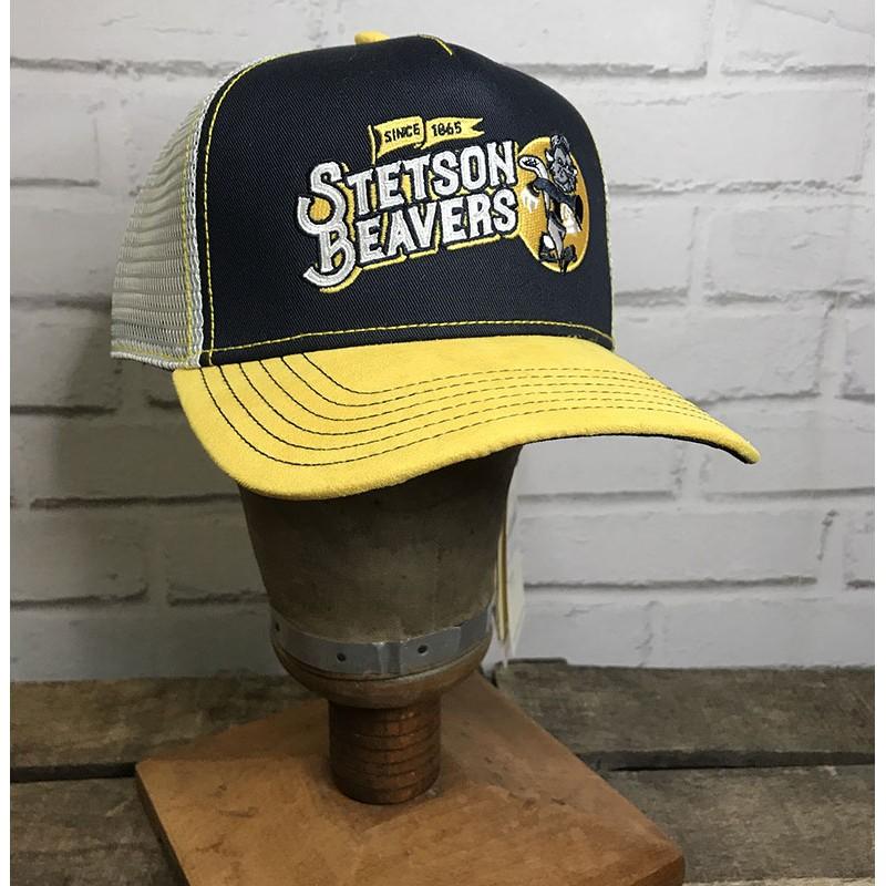 Casquette trucker football beaver Stetson