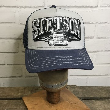 Casquette trucker trucking Stetson