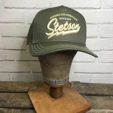 Casquette trucker heritage classic Stetson