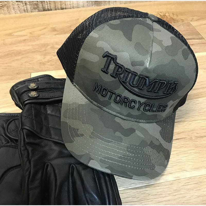 Casquette Oil cap K Triumph