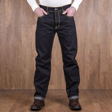 Pantalon roamer 1947 chanvre Pike Brothers