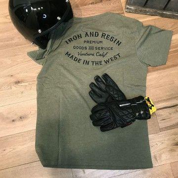 Tee-shirt Rotary Iron and Resin