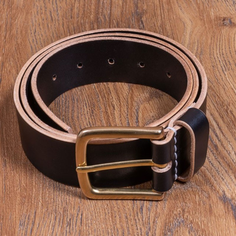 Ceinture Utility noire 1963 Pike Brothers