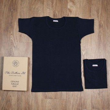 Set 2 tee-shirt col rond 1947 Pike Brothers