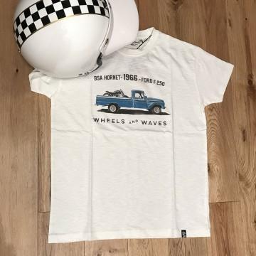 Tee-shirt F250 Wheels and Waves
