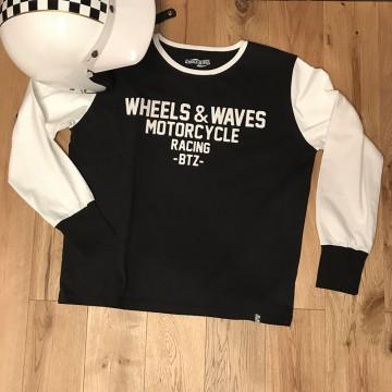 Tee-shirt ML Road Rocket Wheels and Waves