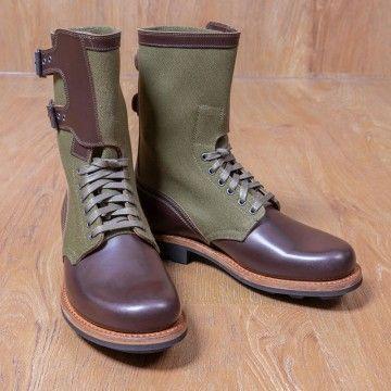 Boots Okinawa 1952 Pike Brothers