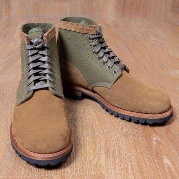 Boots Lowkinawa 1952 Pike Brothers