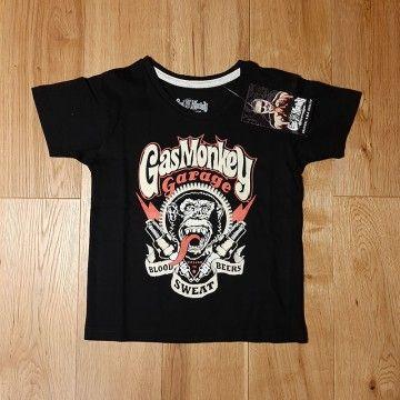 tee-shirt enfant spark plugs Gas Monkey