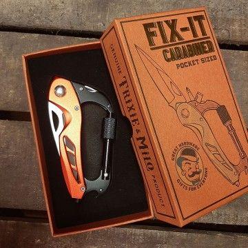 Couteau mousqueton