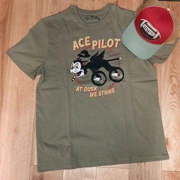 Tee-shirt Ace pilot Age of Glory