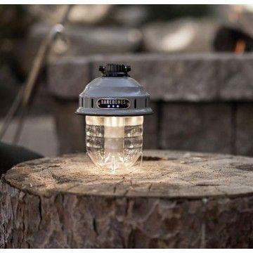 Lampe portable Beacon grise Barebones