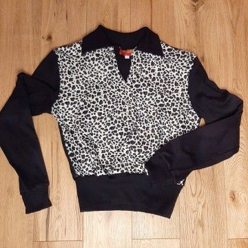 sweat léger léopard Freddies of Pinewood