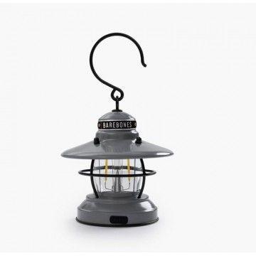 Mini lanterne Edison grise Barebones