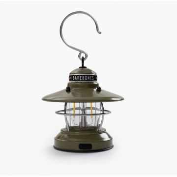 Mini lanterne Edison olive Barebones