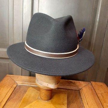 Chapeau traveller laine Stetson