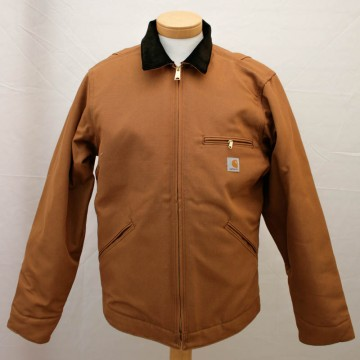 Jacket duck detroit brown
