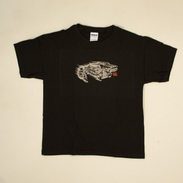 T shirt enfant moto/ custom/ hotrod