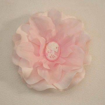 Fleur Rose camé
