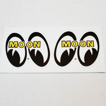 Sticker moon small sheet