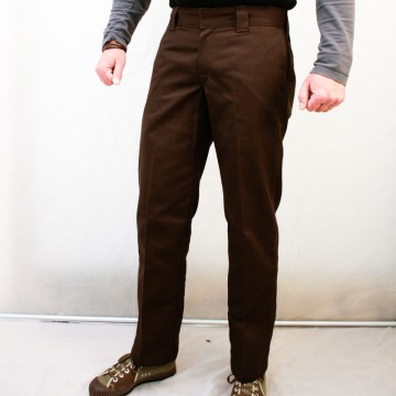 Original 873 work pant brown