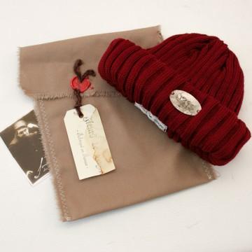 bonnet Matafs et forçats rouge