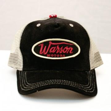 Casquette patch Warson Motors
